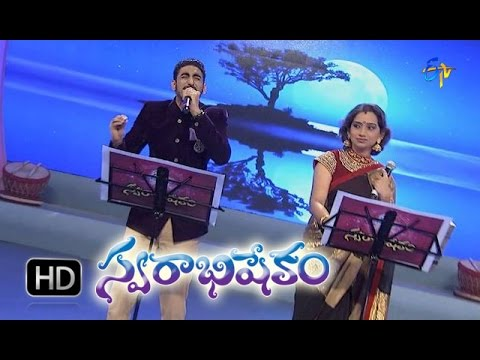 Vennilave Vennilave Song - Kalpana,Karunya Performance in ETV Swarabhishekam - 4th Oct 2015