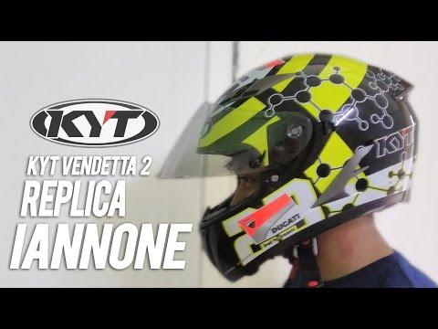 REVIEW KYT VENDETTA 2 REPLICA ANDREA IANNONE