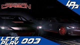 NEED FOR SPEED CARBON Part 3 - Ab in die Canyons (HD) / Lets Play NFS Carbon