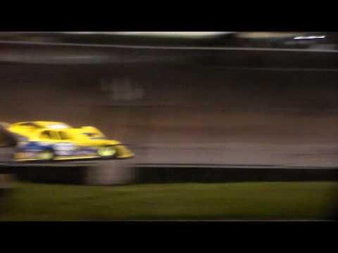 Late Model Amain @ Iowa State Fair Speedway 06/03/16