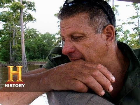 The Legend of Shelby the Swamp Man - Stuff Shelby Says | History