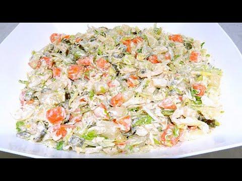 Ensalada de pollo con lechuga ensalada rusa cocina for Como se cocina la quinoa para ensalada