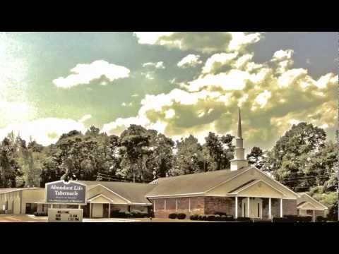 ABUNDANT LIFE CHURCH meridian, ms with Irvin Baxter