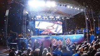 видео Зимние каникулы в Минске