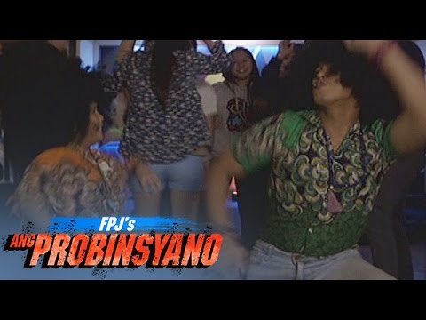 FPJ's Ang Probinsyano: Cardo and Onyok dance to