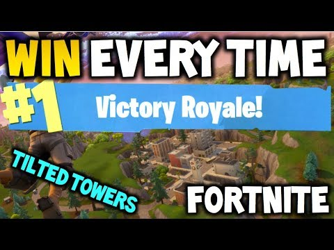 How to win every time : FORTNITE Battle Royale- From Tilted, EASY - Xbox One, Playstation 4 or PC