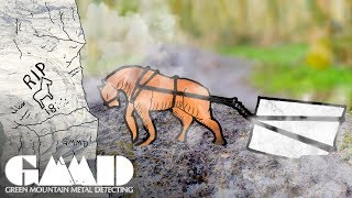 Metal Detecting Abandoned Marble Quarry & Homestead