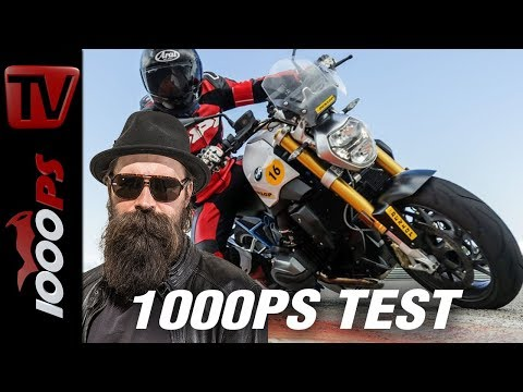 1000PS Test - Sportsmart TT - 1000PS testet Dunlops neuen 50/50 Hypersport-Reifen