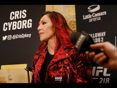 Cris Cyborg Responds to Edmond Tarverdyan Saying He Wants Ronda Rousey to Fight Her - MMA Fighting