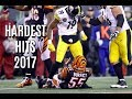 Hardest Hits of the 2017 18 NFL College Football Season  Part 1