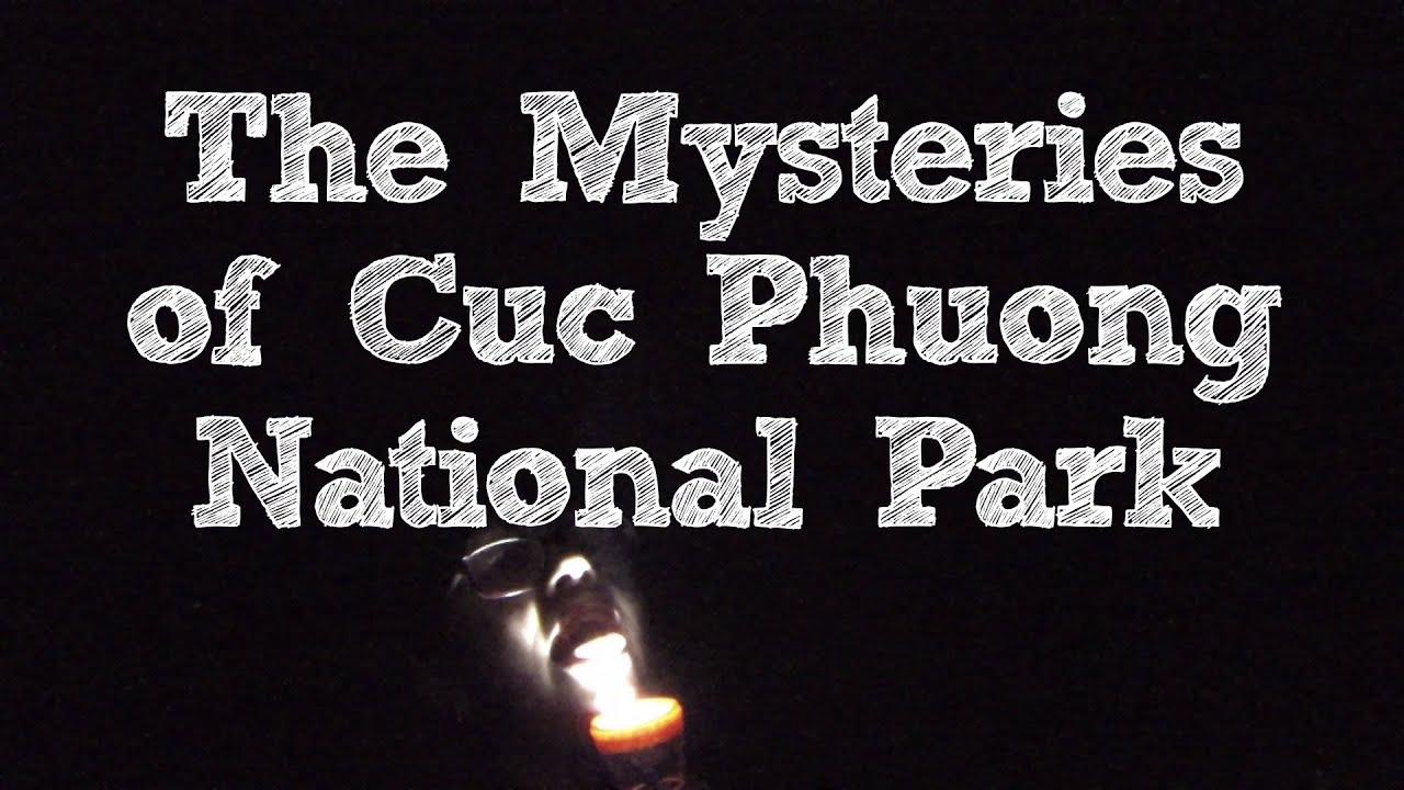 Vietnam's Largest National Park: Vườn quốc gia Cúc Phương
