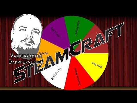 SteamCraft: Aromen Verlosung