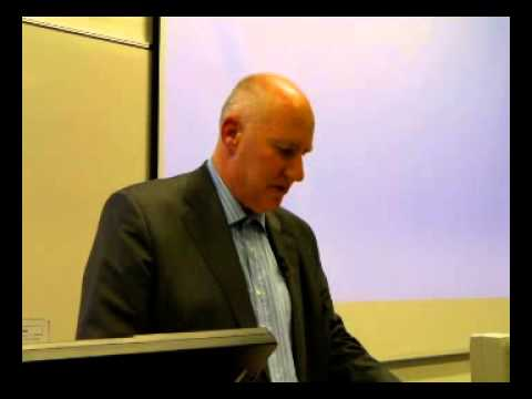 A Pragma-dialectical Approach to Argumentative Discourse  - Frans van Eemeren, Plenary, CADAAD 2008