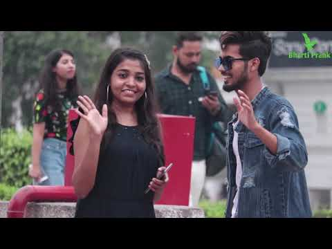 Kabbadi (कब्बडी) Prank With Cute Girls || Raju Bharti || Bharti prank ||