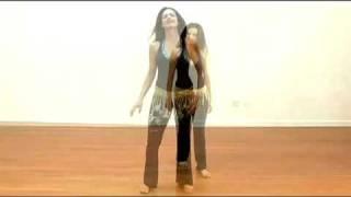 Уроки бразильской самбы. Часть 1(Уроки от Ванессы Эйджл Исаак (Vanessa Agle Isaac). Для тех, кому нравится танцевать и худеть! http://fitcamp.ru/ Все о фитнесе..., 2010-06-08T07:21:19.000Z)