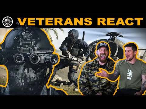 Veteran GAMERS React to VIDEO GAMES: EP23