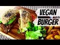 VEGAN BURGER | Sain & Facile