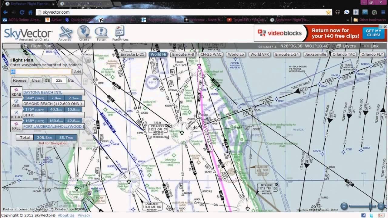 Skyvector flight vfr planning - Skyvector Flight Vfr Planning 14