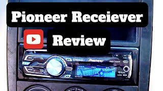 Pioneer DEH-P8400BH CD Receiver Review
