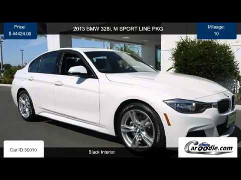 Used BMW I M SPORT LINE PKG In Vista CA YouTube - 2014 bmw 328i m sport