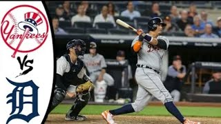 New York Yankees vs Detroit Tigers - Full Highlights April 1, 2019