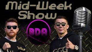 BDA Boxing Podcast: Gassiev VS Dorticos, Canelo VS GGG II and More...