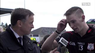 Mount Leinster Rangers Denis Murphy emotional Interview