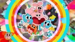 [Fanon] Cartoon Network Anierica (Ludussian) - Gumball VIP Opening Winter Ident 04-02-201 ...