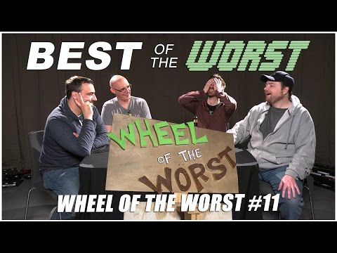 Best of the Worst: Wheel of the Worst #11