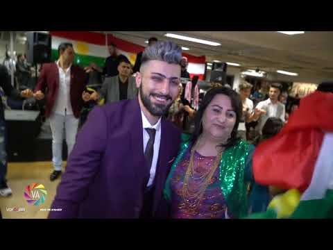 Newroza Salzburg 17.03.2018 Part 4 Nuhad yuosif