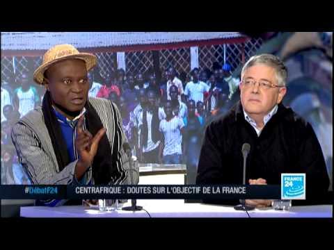 Centrafrique : Doutes sur l'objectif de la France (partie 2) - #DébatF24