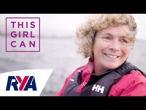 This Girl Can - Women in Sailing by Becky Preston