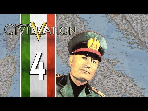 National College - Civilization V Multiplayer: World War Chaos - Italy - Part 4