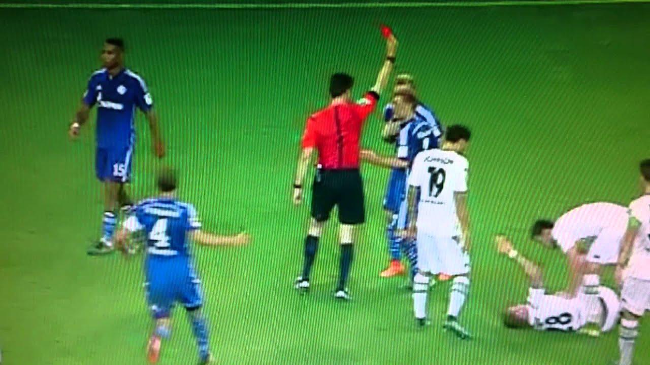 Foul Schalke