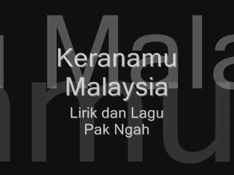 Lagu Tema Rasmi Sempena Hari Kebangsaan ke-43 Keranamu Malaysia (2000-2006) [Official Muzik Video]
