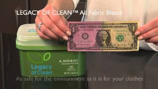Legacy of Clean Product Demo - Money Laundering