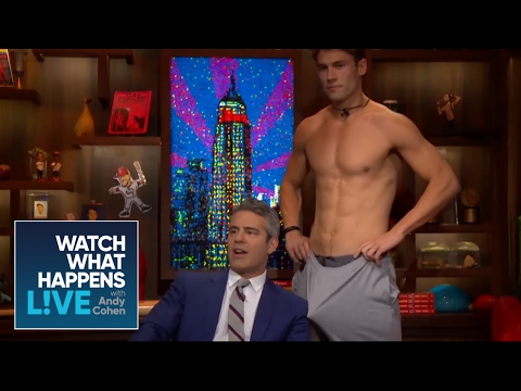 What's In His Pants? The Sharks of MDLNY Guess These Iconic Erections | WWHL