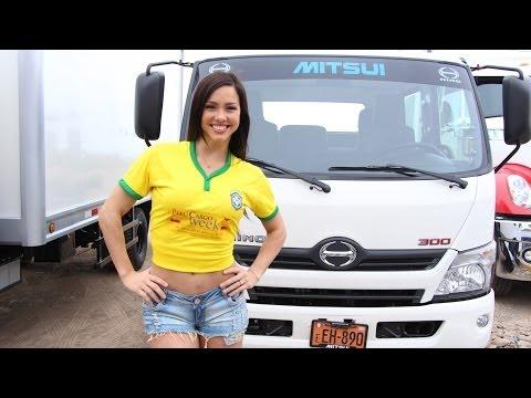 Mitsui Automotriz estar en Per Cargo Week 2014 l Presentado por BUSESYCAMIONES.pe