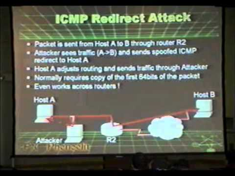 DEF CON 9 - FX - Attacking Control Routing and Tunneling Pro