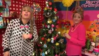 Kijk Kerstversiering filmpje