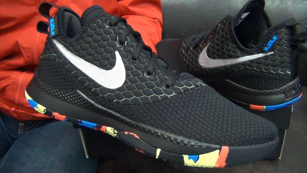 0ff6305e6d27d Nike LeBron Witness 3 - Presentation  382 - SoleFinder - YouTube