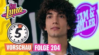 5 Minuten Vorschau - SOY LUNA Folge 204 || Disney Channel