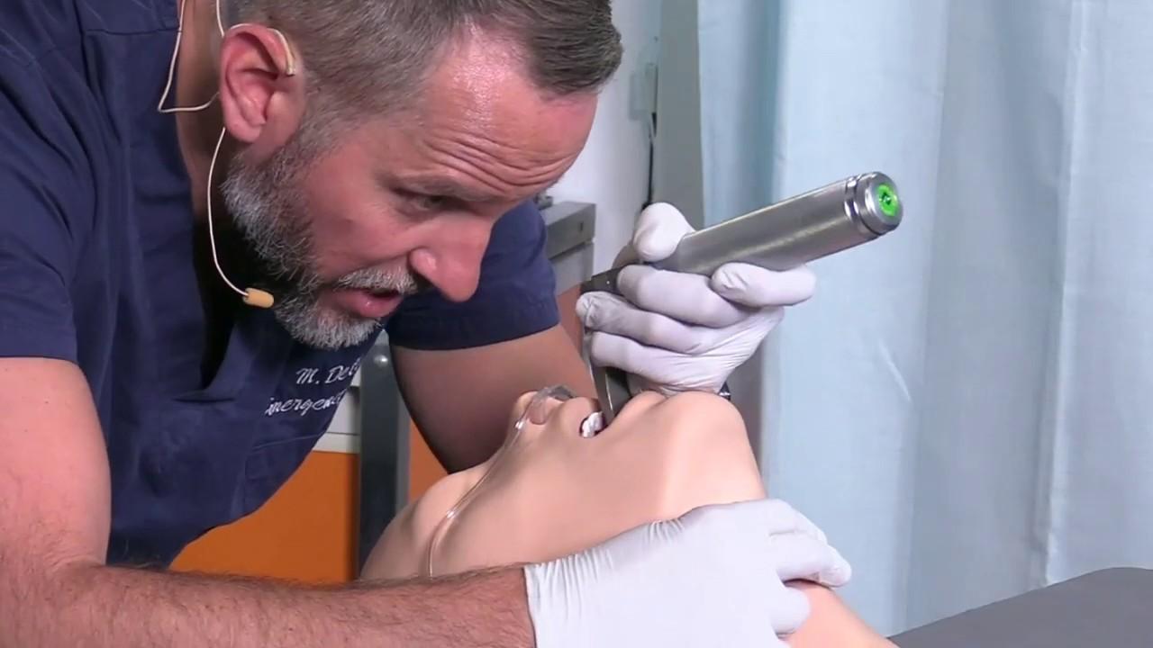 Download Intubation Procedure Setup and Technique
