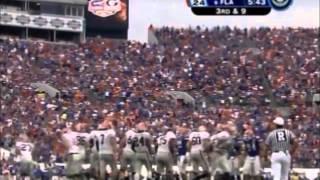 #20 Georgia vs. #9 Florida 2007