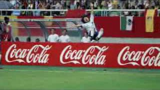 History of Celebration - Coca-Cola 2010 FIFA World Cup Tv ad