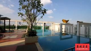 泰國曼谷房地產:Rama 9天城公寓TC Green