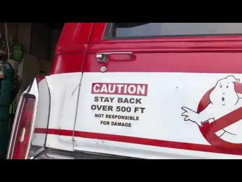 Smog Check ECTO1 - JUST SMOGS® In Huntington Beach