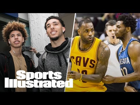 Ball Brothers In Lithuania, Cavs' Poor Performance Vs Timberwolves | SI NOW | Sports Illustrated