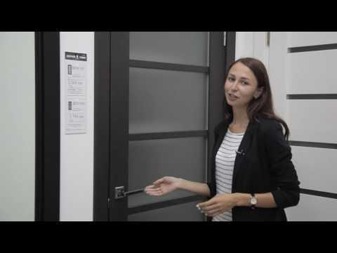 Межкомнатные Двери Папа Карло Millenium ML-15с Венге
