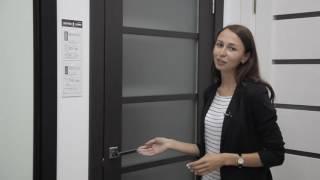 видео межкомнатные двери венге